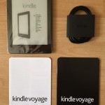 kindle voyage unpacking