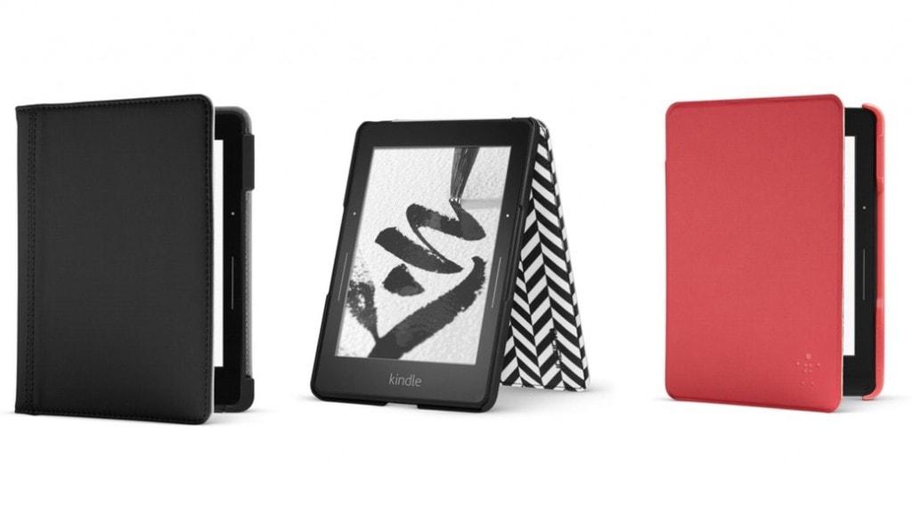 Las 3 mejores fundas para el eReader Kindle Voyage