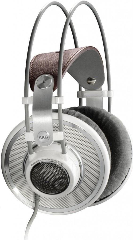 Los 6 auriculares con mejor diseño (2015): AKG K-701