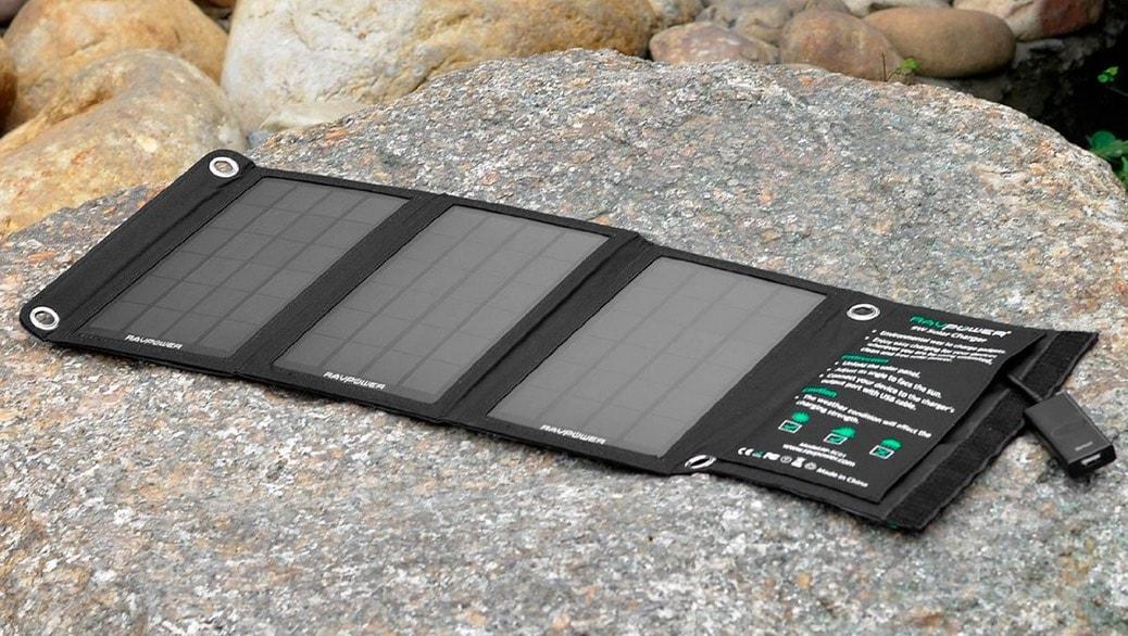 RAVPower RP-SC01 9W – Cargador solar – Opinión