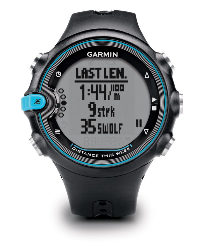 Garmin Swim - El mejor monitor de actividad para natación - Opinión