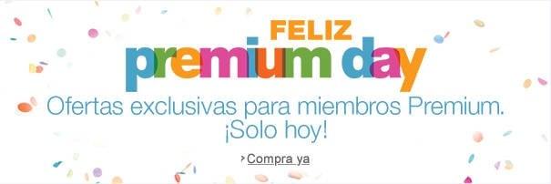 Rebajas amazon premium day