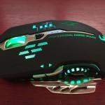 Aukey KM-G1 Ratón para gaming
