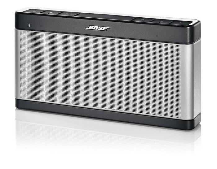 Bose SoundLink Bluetooth III - altavoz portatil bluetooth