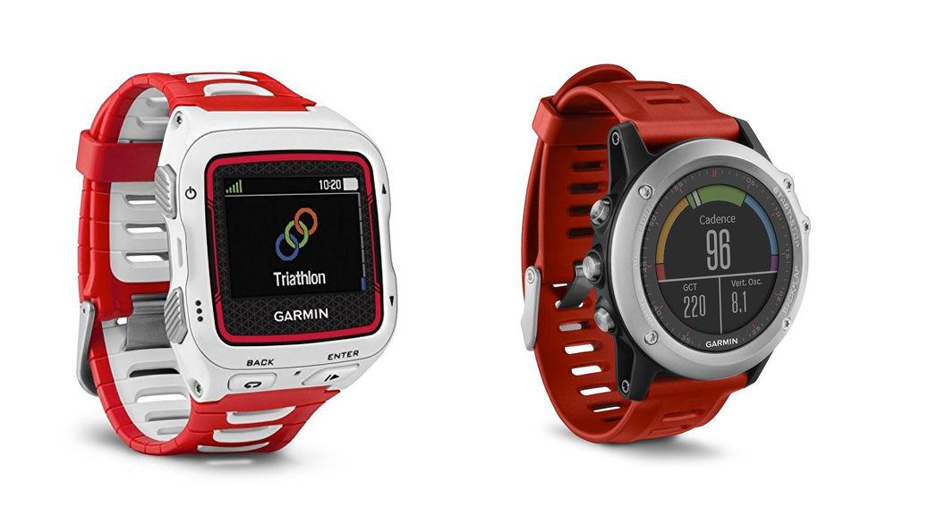 Los 2 mejores relojes deportivos GPS de Garmin para triatletas y multideporte