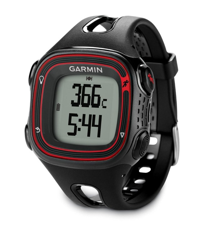 Los mejores relojes deportivos GPS de Garmin para corredores principiantes: garmin forerunner 10