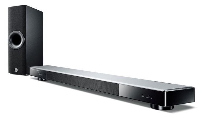 La mejor barra de sonido por menos de 1000 euros: Yamaha YSP-2500