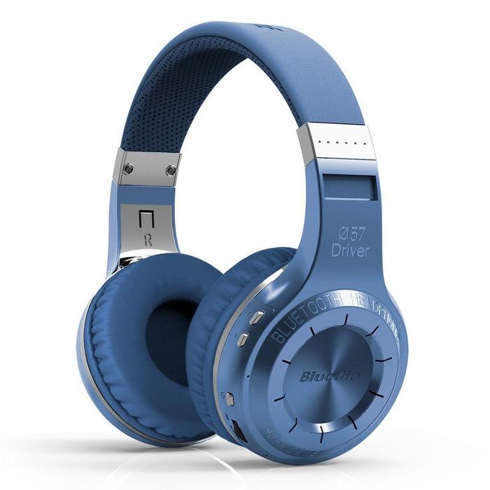 Bluedio - H-Turbine - Auriculares Inalámbricos Bluetooth por menos de 30 euros - Opinión