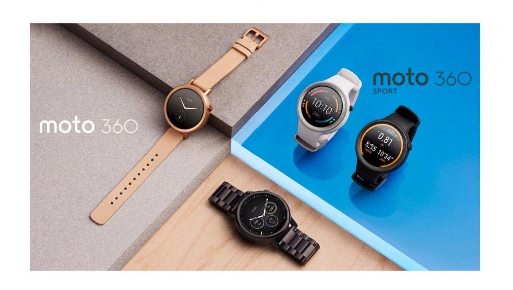 Motorola Moto 360 (2 generación) y Moto 360 Sport: características, precio y fecha de lanzamiento