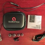 Audiomax EM-7A – auriculares in-ear