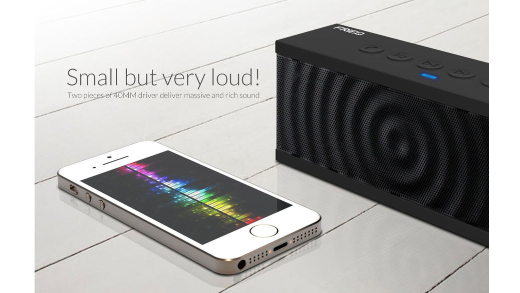 FRiEQ SZ801 – Altavoz portátil Bluetooth – Opinión y análisis