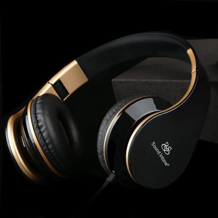 Sound Intone I65 - Excelentes auriculares por menos de 20 euros