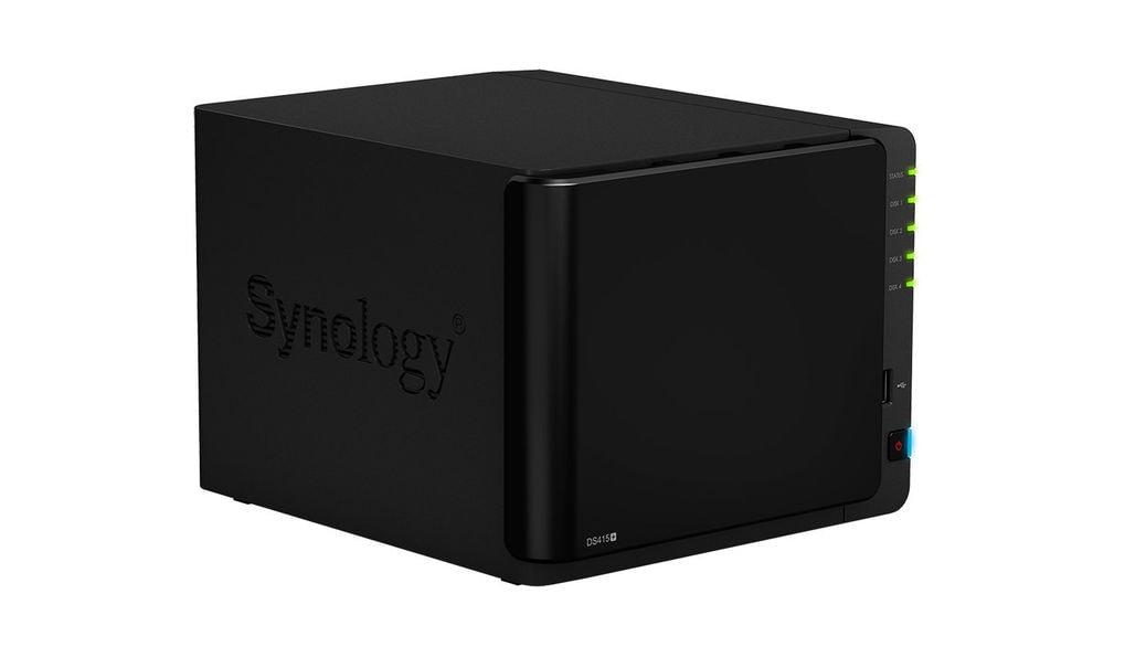 Synology DS415+ – Un buen NAS de almacenamiento para pequeñas empresas – Opinión