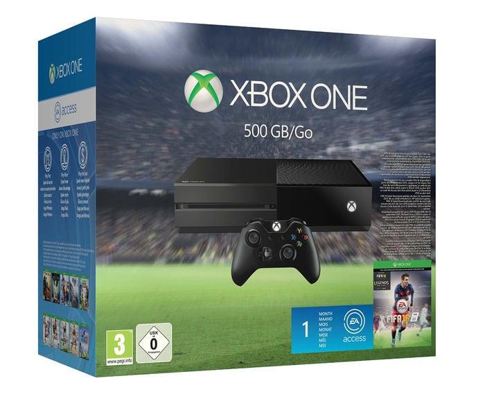 Consola de videojuegos: Xbox One