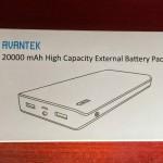 avantek bateria portatil de 20000mah