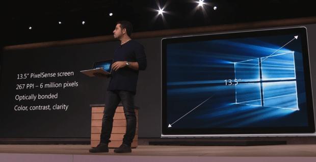 Surface Book: el primer laptop de Microsoft