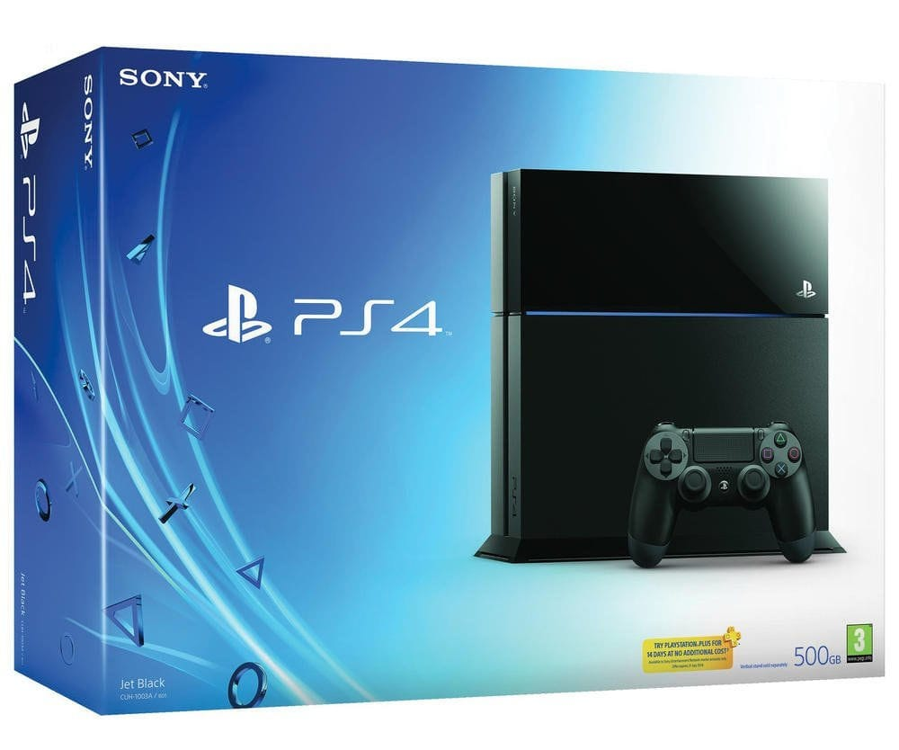 Consola de videojuegos: PlayStation 4 (PS4)