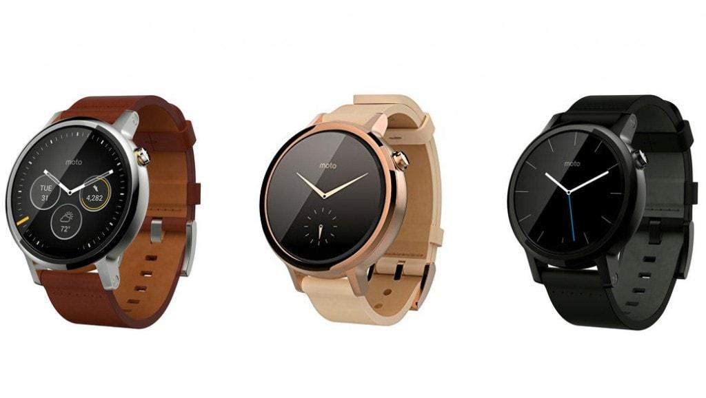 Motorola Moto 360 – Smartwatch de segunda generación (2015) – Opinión