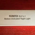 Luz LED de Avantek con sensores de movimiento ELF-L1