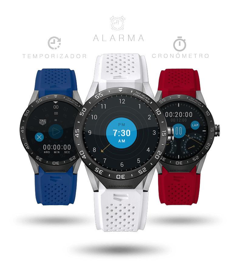 Tag Heuer Connected: el nuevo smartwatch de lujo basado en el TAG Heuer Carrera