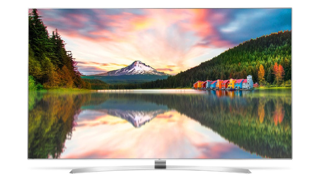 UH9800, el nuevo televisor Super UHD de LG dispone de resolución 8K