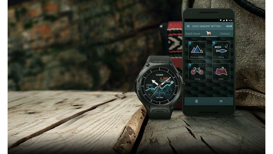 Casio Smart Outdoor Watch, el nuevo smartwatch Android perfecto para salir al aire libre