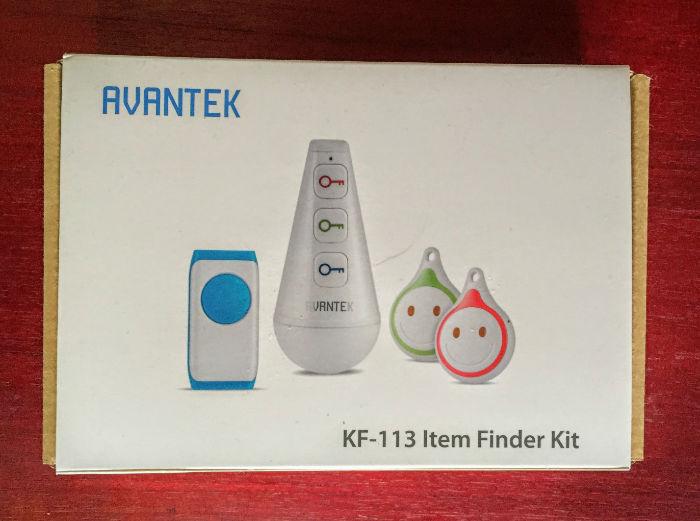 Item Finder Kit KF-113 de Avantek
