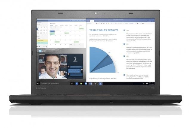 ThinkPad T460 y T560