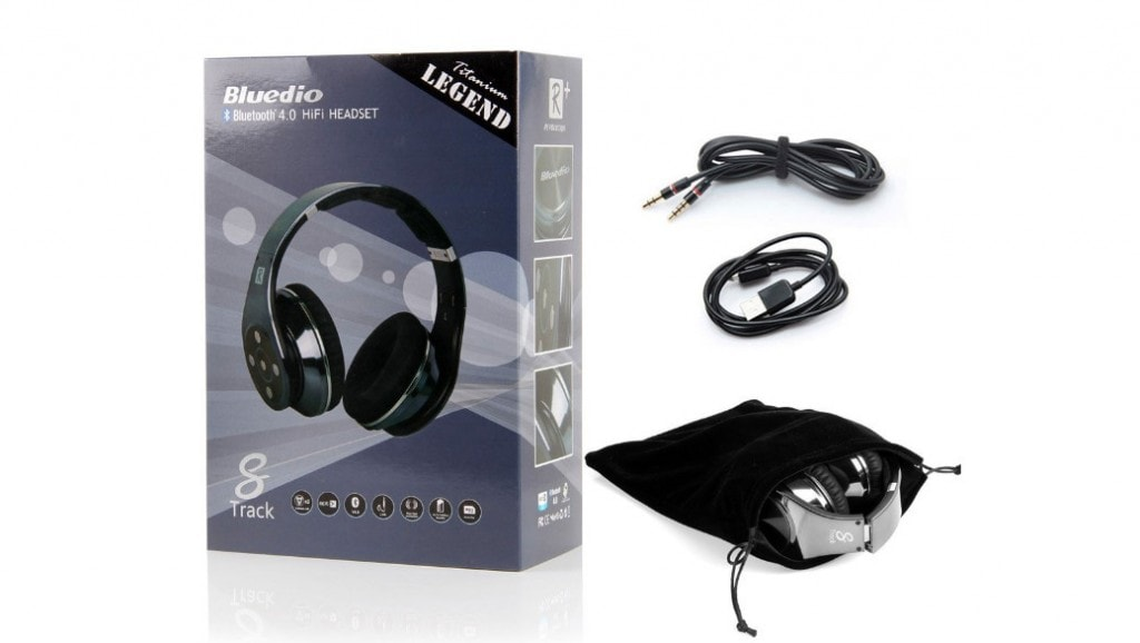 Bluedio R+ Legend, unos auriculares de diadema cerrados que no puedes dejar pasar