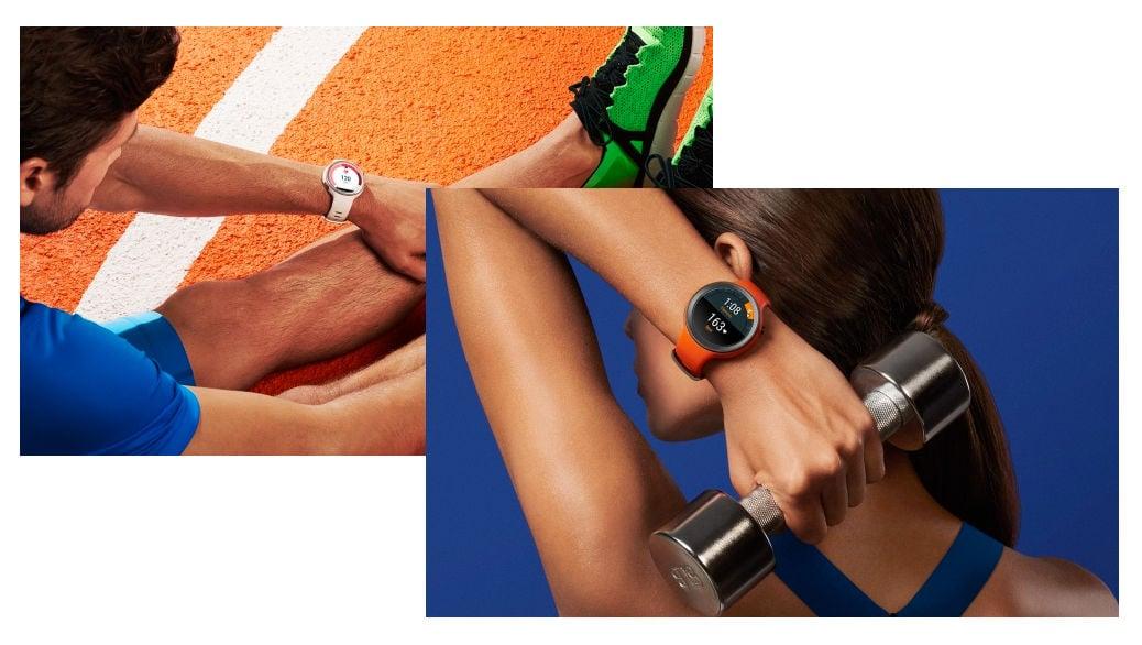 Motorola Moto 360 V2 Sport – Smartwatch Android deportivo – Opinión