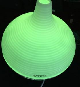 Avantek – Humidificador Ultrasónico y Difusor de Aromas de 300ml con luces L