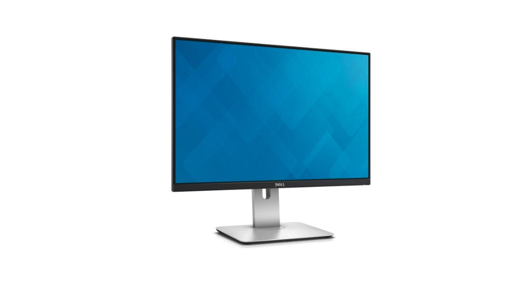 El mejor monitor de 24″: Dell UltraSharp U2415