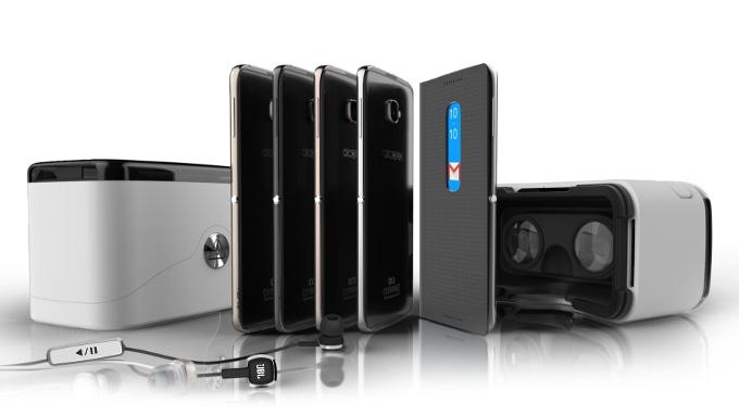 Alcatel Idol 4S y su set de Realidad Virtual