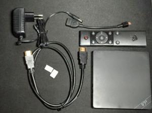 Smart TV BOX octa-core Android VicTsing PPC008BEU-VES