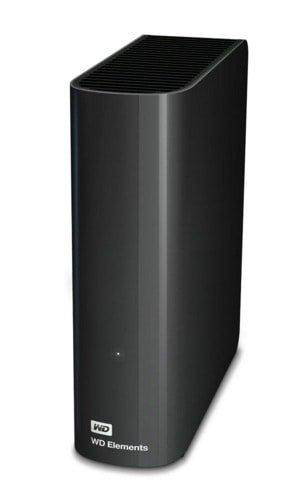 Western Digital Elements Desktop 3.0 - Disco duro externo de 3 TB