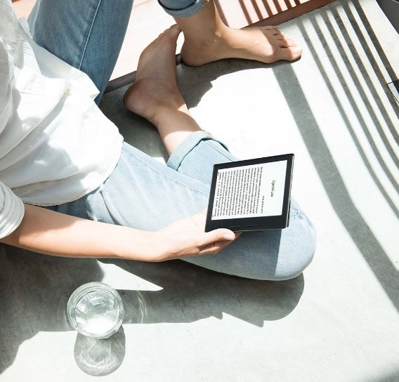 Kindle Oasis eReader