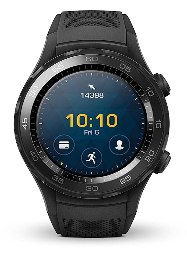 Huawei Watch 2 - Muchas opciones incluidas