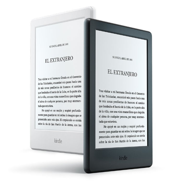 ereader Kindle Amazon 2016