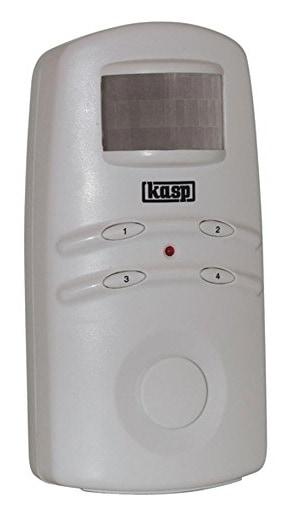 Kasp_EMS6104_Alarma_inalámbrica_con_sensor_de_movimiento_infrarrojo