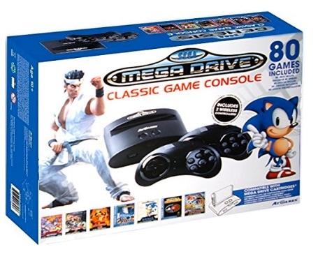 Sega MegaDrive 2016