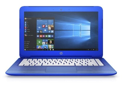 "HP Stream 13-c101ns - Portátil de 13.3"" (Intel Celeron N2840, 2 GB de RAM, disco de 32 GB eMMC + 1 TB One Drive, Office 365 Personal, Windows 10 x64)"