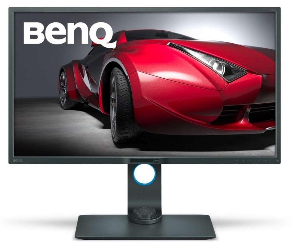 """BenQ PD3200U Monitor de 32"""" 4K perfecto para fotografía"""