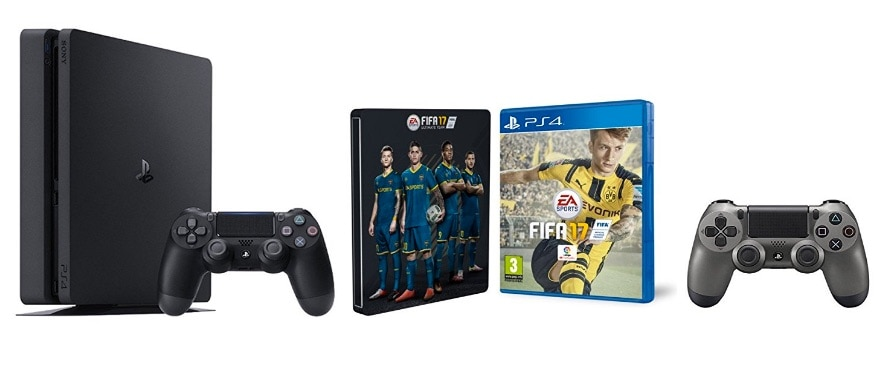 ¡Oferta consolas y packs PlayStation 4 Slim y Play 4 Pro