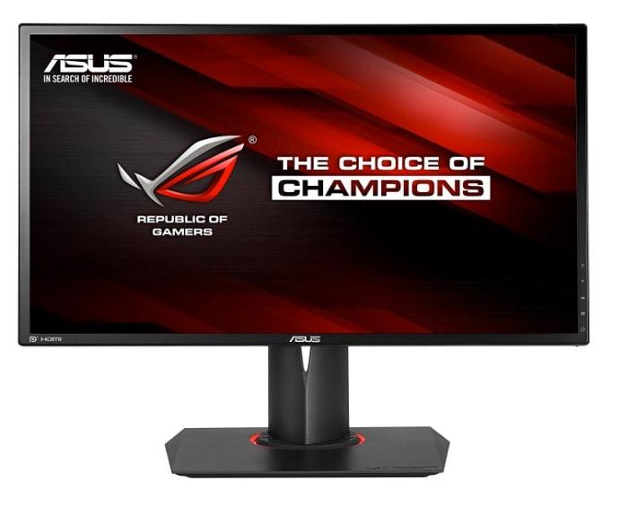 """Los mejores monitores y pantallas para tu ordenador: asus pg248q 24"""""""