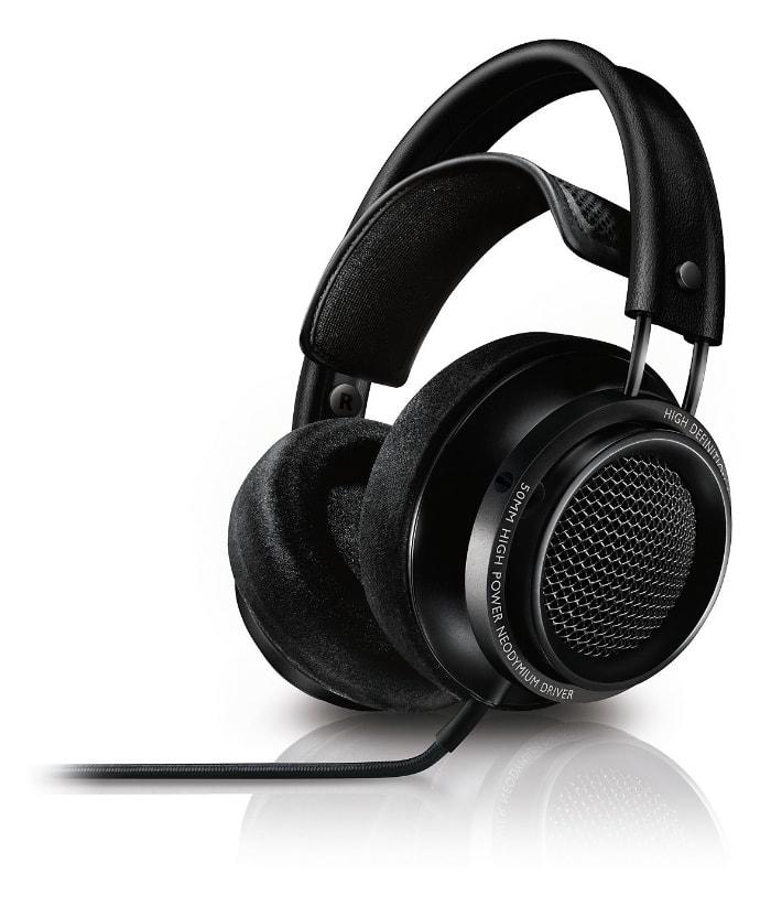 Los mejores auriculares over-ear por rendimiento y precio en 2018:Philips Fidelio X2
