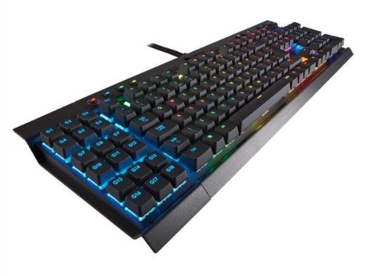 Corsair Gaming K95 - Teclado mecánico