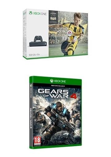 Descuentos y promociones de COMBOS para la PS4 SLIM y Xbox ONE S (Black Friday 2016)