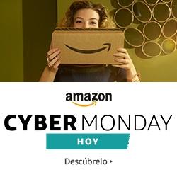 Amazon España - Descuentos del Cyber Monday 2016: 28 de Noviembre de 2016