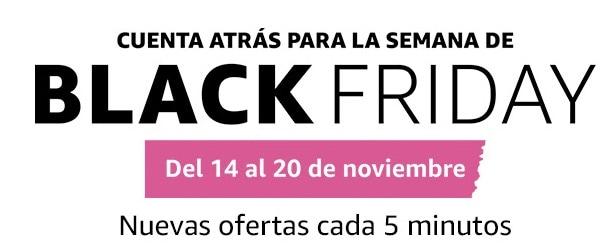 descuentos en libres black friday amazon