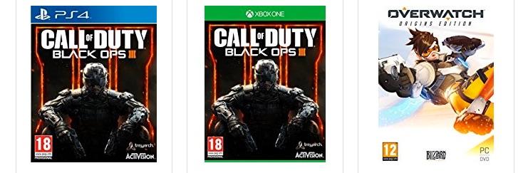 videojuegos ofertas